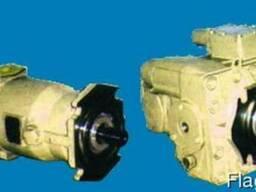 Ремонт гидростатики ГСТ-112