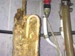 Ремонт и чистка водонагревателя бойлера