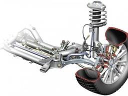 Ремонт и диагностика ходовой части автомобиля