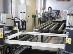 Ремонт и наладка оборудования по производству окон Пвх