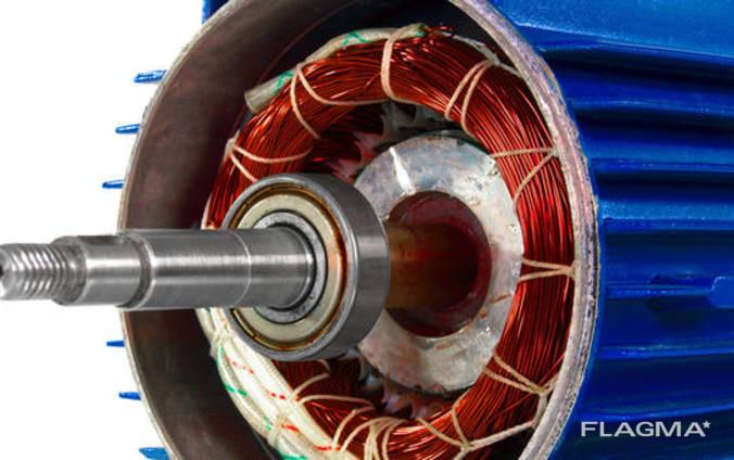 Ремонт и перемотка электродвигателей по НОВОЙ технологии.