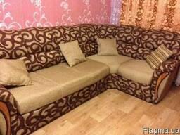 Ремонт и перетяжка диванов по низким ценам