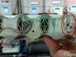 Ремонт и промывка теплообменников газовых котлов.