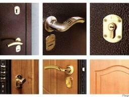 Ремонт и реставрация металлических входных дверей Днепр