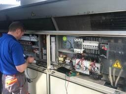 Ремонт и сервис чиллеров,VRF систем, кондиционеров