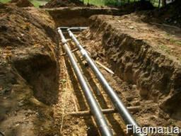 Ремонт и стоительство канализационных сетей, Киев и область - фото 1
