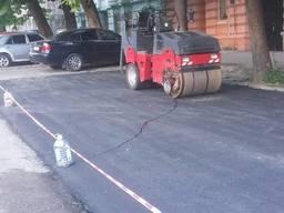 Ремонт и строительство дорог в Одессе и области
