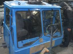 Ремонт кабин Т 150, Т 156, ХТЗ 17221, МТЗ, К 700 Кировец