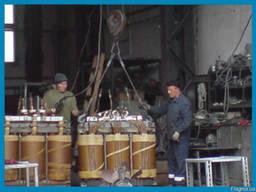 Ремонт капитальный/текущий трансформаторов ТМ 25-1000 кВА