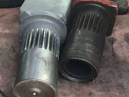 Ремонт колонны манипулятора