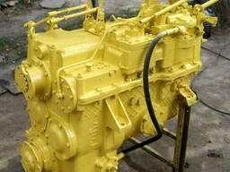 Ремонт КПП на трактор К700