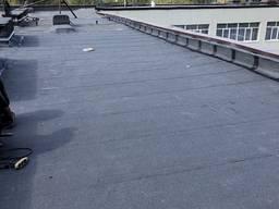 Ремонт крыш. Гарантия