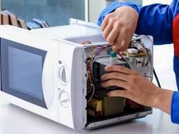 Ремонт кухонной техники. Ремонт микроволновых печей