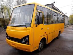 Ремонт кузова автобуса I-VAN