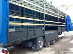 Ремонт кузова грузового автомобиля