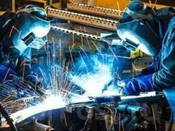 Ремонт металлоконструкций и оборудования