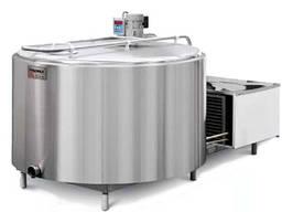 Ремонт молочних проточних охолоджувачів молока.