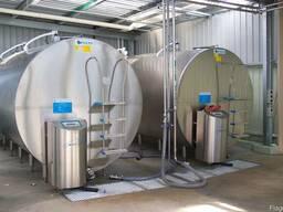 Ремонт молокоохладителей