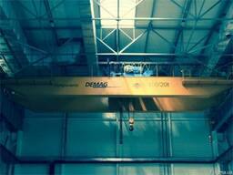 Краны мостовые на базе немецкого оборудования Demag