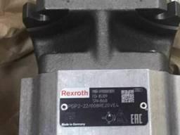 Ремонт насоса Rexroth PGP2-22