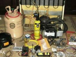 Ремонт обслуживание холодильного оборудования, кондиционеров
