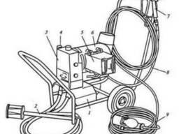 Ремонт окрасочных агрегатов высокого давления