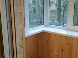 Ремонт, остекление балконов, вынос балкона Вишневое Боярка - фото 1