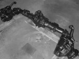 Ремонт переднего ведущего моста трактора МТЗ-80/82