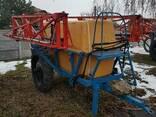 Переоборудование (ремонт) прицепного опрыскивателя ОП-2000 - фото 5