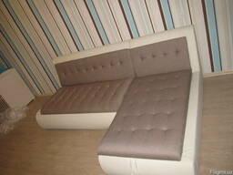 Ремонт, перетяжка мягкой мебели, изготовление мягкой меб.