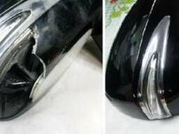 Ремонт пластиковых бамперов и пластиковых элементов автомоби