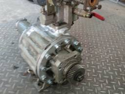 Ремонт ассенизаторского насоса вакуумного с заменой лопаток