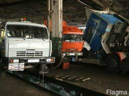 Замена радиаторов на грузовом авто