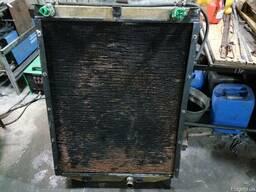 Ремонт грузовых радиаторов, интеркулеров