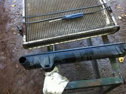 Ремонт радиаторов охлаждения двигателя грузовых и легковых