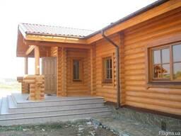 Ремонт и реставрация деревянных домов