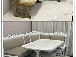 Реставрация мебели, покраска дверей, ремонт кухоных фасадов.