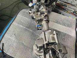 Ремонт рулевой колонки с ЭУР Hyundai Elantra HD