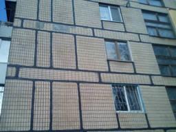 Ремонт швов в Кривом Роге. Ремонт межпанельных швов. Утепление фасада