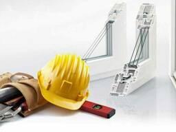 Регулировка и ремонт окон, дверей, роллет и жалюзи в Днепре.