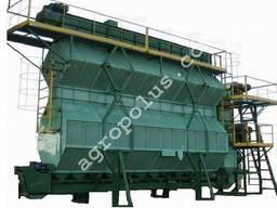 Перевод сушилок зерновых на альтернативные виды топлива
