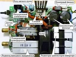 Ремонт сварочных аппаратов, ремонт сварочных инверторов