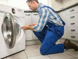 Ремонт телевизоров, стиральных машин и микроволновых печей
