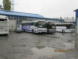 Ремонт и ТО грузовых автомобилей и автобусов