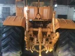 Ремонт тракторов и спецтехники