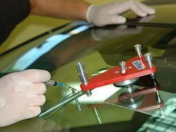 Ремонт трещин и сколов на автостекле