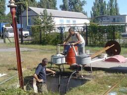 Ремонт трубопроводов и резервуарного оборудования АЗС и Нефт