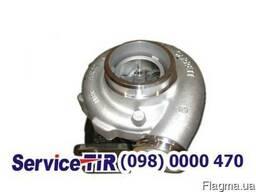 Ремонт турбины Scania 114