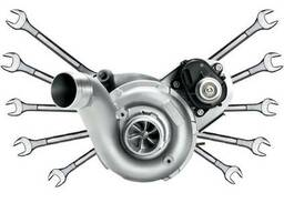 Ремонт турбокомпрессора Volkswagen Skoda Audi 1.9 TDI