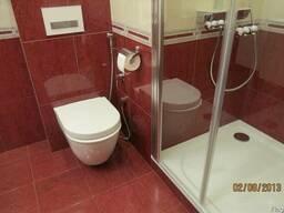 Ремонт ванной комнаты под ключ. Днепр. Укладка кафеля.